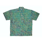 Batik Shirt Marine Mode