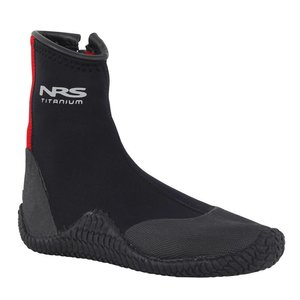 NRS NRS Comm-3 Wetshoe Black 5 DISCONTINUED