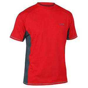 NRS NRS Men's MicroLite Foundation Tee Red SM