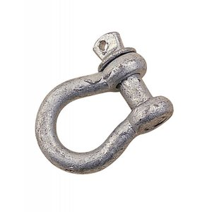 Sealect Designs Anchor Shackle Galvanized (large)