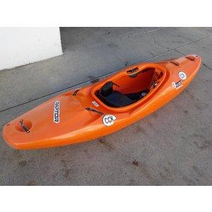 ZET Kayaks USA ZET Raptor Orange 8' USED AB3795