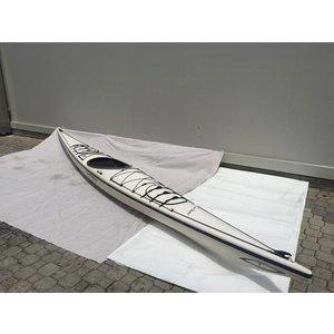 "Current Designs Current Designs Caribou KV White 17'3"" USED cr611"