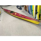 "QCC Kayaks QCC Q600X Burgundy Kevlar SmartTrack 16'8"" USED zf039"