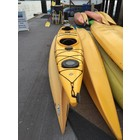 "Wilderness Systems Polaris Tandem Yellow 17'10"" USED dr023"