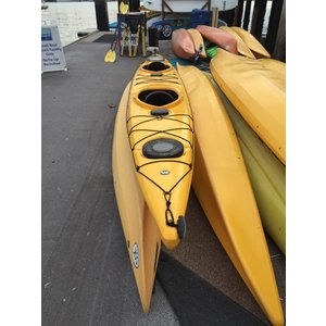 "Wilderness Systems Polaris Tandem Yellow 17'10"" USED dr04f"