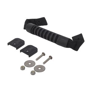 Sealect Designs Kayak Carry Handle Black Nylon Webbing (Kit)