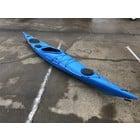 """Venture Kayaks Venture Jura HV Skudder USED Blue 16'1"""" hgbbs"""
