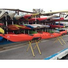 "Valley Sea Kayak Valley Sirona RM Orange 16'1"" USED c0130"