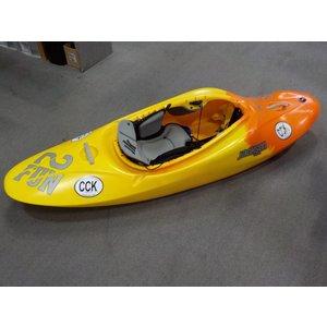 "Jackson Kayak Jackson 2 Fun Amber 6'7"" USED 18314 (like new)"