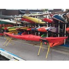 "North Shore Sea Kayaks North Shore Aspect RM Red 14'9"" USED a325"