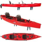 "Hobie Hobie Mirage Oasis Hibiscus Red 14'6"" USED lf808"