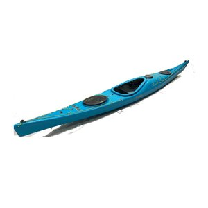 "P&H Sea Kayaks P&H Delphin 155 2016 Turquoise 15'9"" USED fcyew"