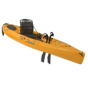"Hobie Hobie Mirage Revolution 11 Papaya Orange 11'6"" USED we049"
