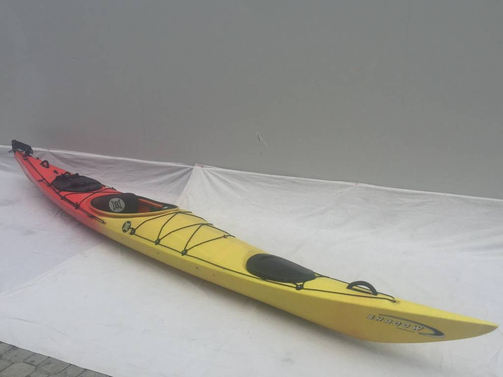 Perception Kayaks Perception Shadow Red/Yellow 16'8