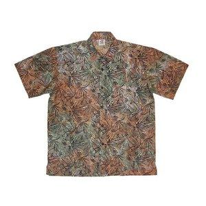 Batik Shirt Dappled Pinnapple