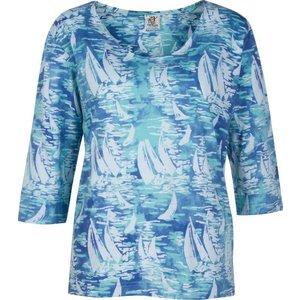 Batik Shirt Women's It's a Breeze