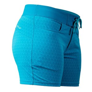 NRS NRS Women's Beda Board Shorts SALE Azure Blue Peacock 12