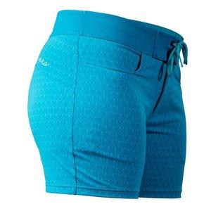 NRS NRS Women's Beda Board Shorts SALE Azure Blue Peacock 8