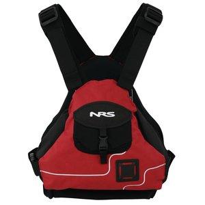 NRS NRS Ninja PFD DISCONTINUED Red XXL
