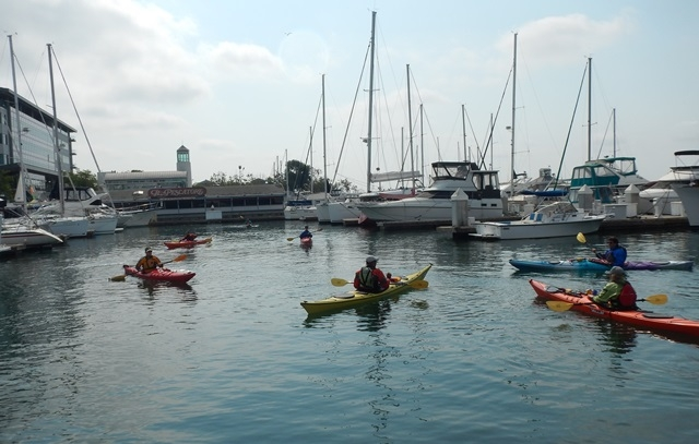 Beginning Sea Kayak
