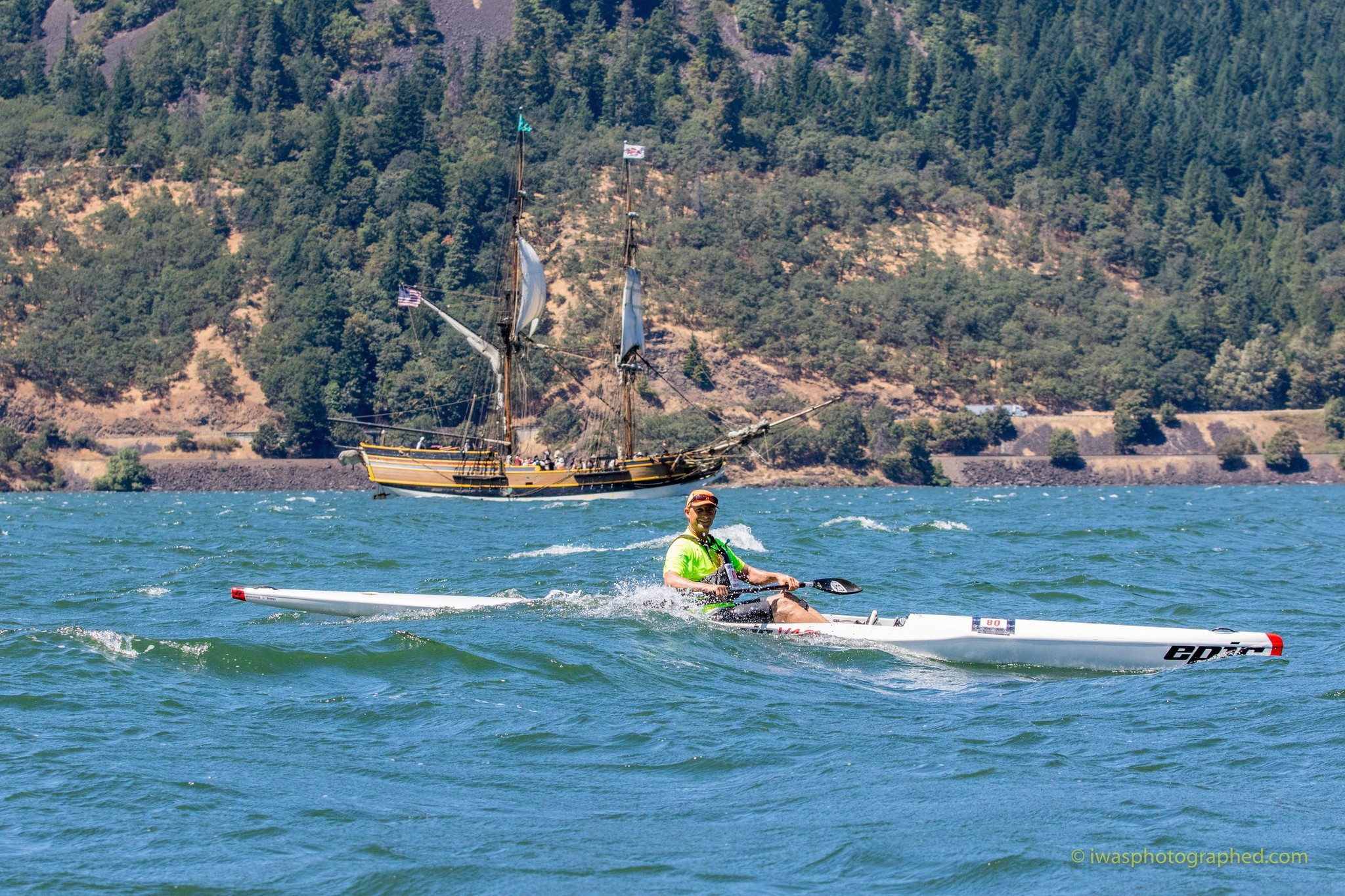 Surfski Paddling with Kenny Howell