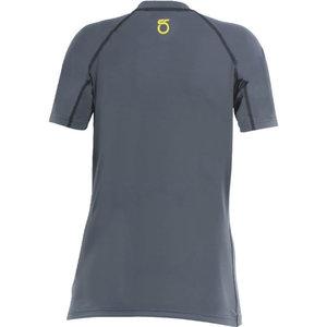 SeasonFive SeasonFive Women's Barrier Short Sleeve Crew-Neck Charcoal LG SALE