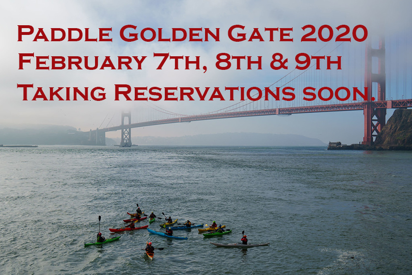 Paddle Golden Gate 2020