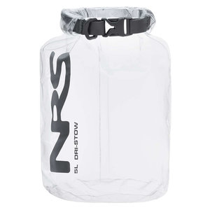 NRS NRS Dri-Stow Dry Sack 5L Clear