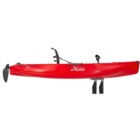 "Hobie Hobie Mirage Sport Hibiscus Red 9'7"" USED af392"
