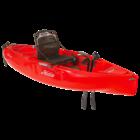 "Hobie Hobie Mirage Sport Hibiscus Red 9'7"" USED af345"