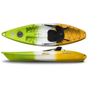"Feel Free Kayaks Feel Free Move Ice Cool 8'9"" USED 64271"