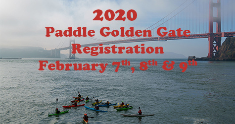Paddle Golden Gate 2018