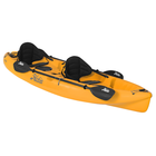 "Hobie Hobie Kona Deluxe Papaya Orange 11'6"" USED v5657"