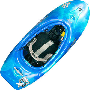 """Jackson Kayak Jackson Rock Star 4.0 Medium Abyss 5'10"""" USED 65483"""
