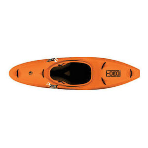 "ZET Kayaks USA ZET Toro Orange 8'9"" DEMO 4649"