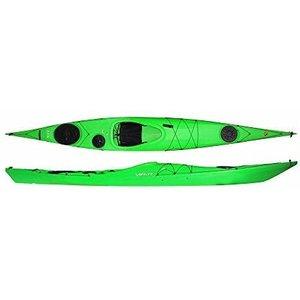 Venture Kayaks Venture Jura HV Skudder Green USED hgacd