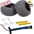 Suspenz Suspenz Balloon Wheel Conversion Kit for Deluxe Cart (19 mm)