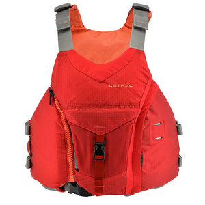 Astral Astral Layla PFD Rosa Red LG/XL