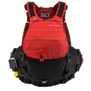 Astral Astral GreenJacket Rescue PFD Cherry Creek Red SM/MD