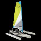 Hobie Hobie Mirage Adventure Island Ivory Dune 16' USED j1623