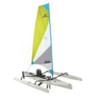 Hobie Hobie Mirage Adventure Island Ivory Dune 16' USED j1501