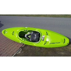 "ZET Kayaks USA ZET Director Lime 8'9"" USED 4937"