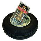 """Malone Malone Trailer Xtralight Spare Tire w/ Locking Attachment (8"""" galvanized)"""