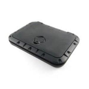 Hobie Hobie Rectangular Hatch Assy Black w/o Hdwr&Flange (Horizontal)
