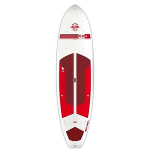 "Bic Sport North America BIC SUP Tough-Tec Cross 11'0"" White/Red 11' X 34"" Used c87341"