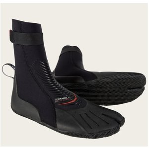 O'Neill O'Neill Heat 3 mm Round Toe Boot DISCONTINUED Black 14
