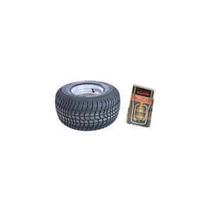 "Malone Spare Tire for XtraLight™ LowMax™ Trailer - 20"" Diameter x 8"" Wide - Includes Lockable Attachment"