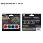 Nite Ize See'Em™ Mini Spoke Lights - 4 Pack - Assorted