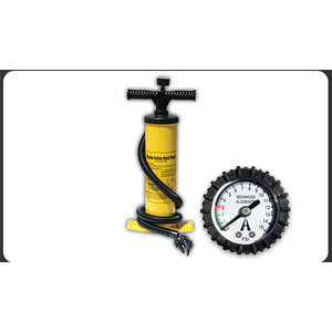 Advanced Elements Double Action Pump w/Gauge