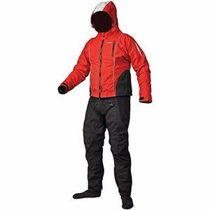 Stohlquist Shift Drysuit Red Large CLOSE OUT!